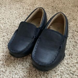 Children's Place Toddler Boy Navy Loafers 6